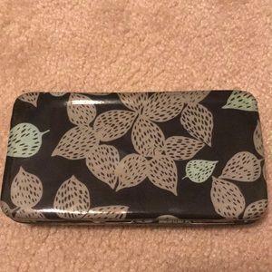 Handbags - Gray blue hard wallet